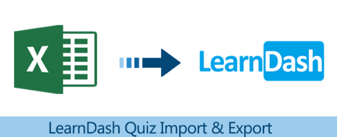 LearnDash Quiz Import Export Addon